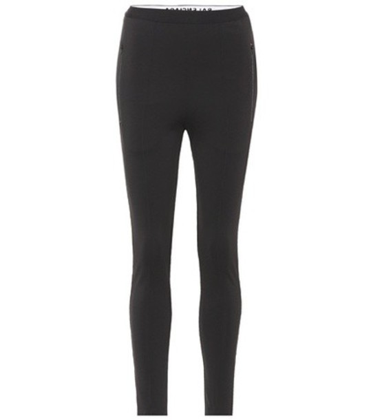 Balenciaga leggings black pants