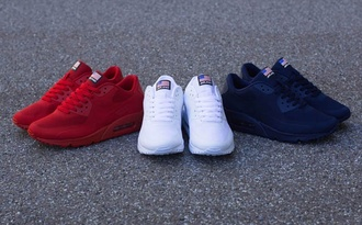 shoes air max hyperfuse 90s style independence day