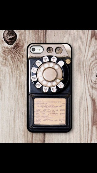 phone cover black phone wallet black phone casesc iphone cover iphone case vintage