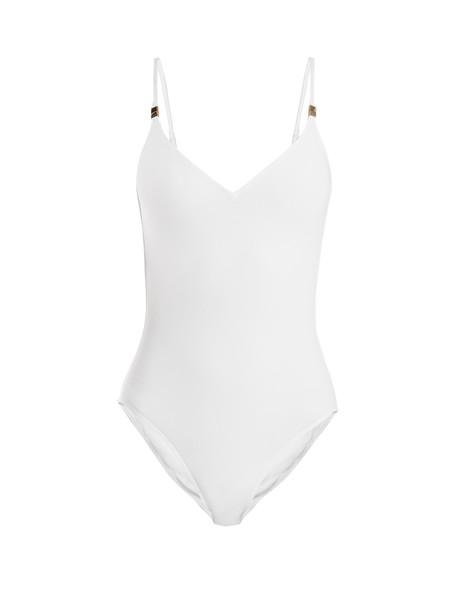 ON THE ISLAND white swimwear