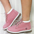 Timberland - Nellie Chukka Double Waterproof Boots - Pink Nubuck