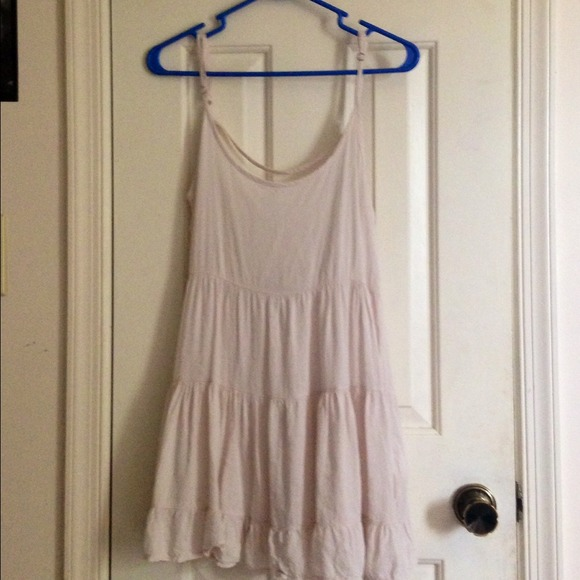 Brandy light pink jada dress from ashley's closet on poshmark