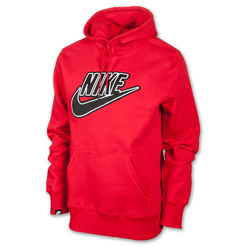 3fc2a890ad77 white and red nike hoodie