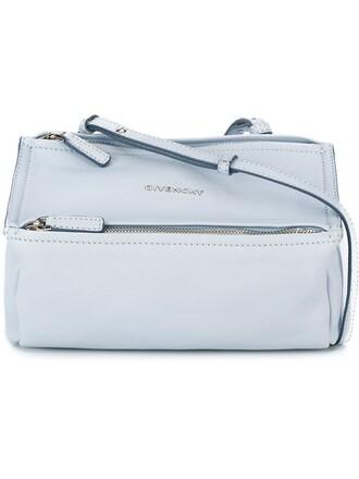 mini women bag shoulder bag blue