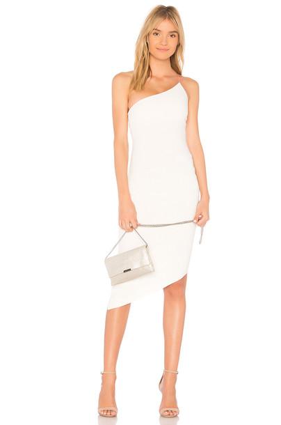 Bec&Bridge dress asymmetrical dress asymmetrical