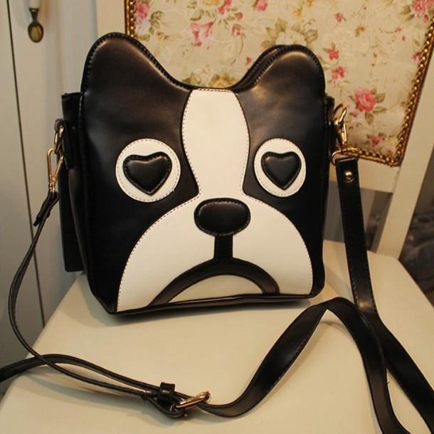 bag allydress.com dog cute