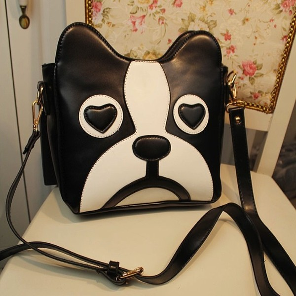 bag allydress.com dog cute