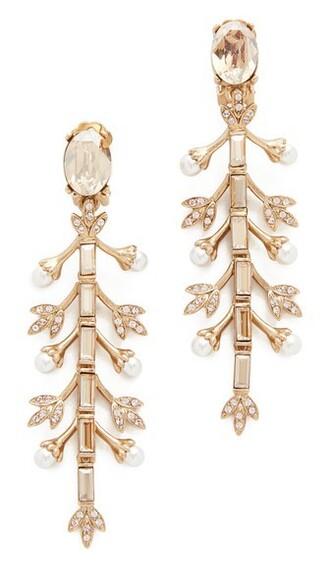 long earrings jewels