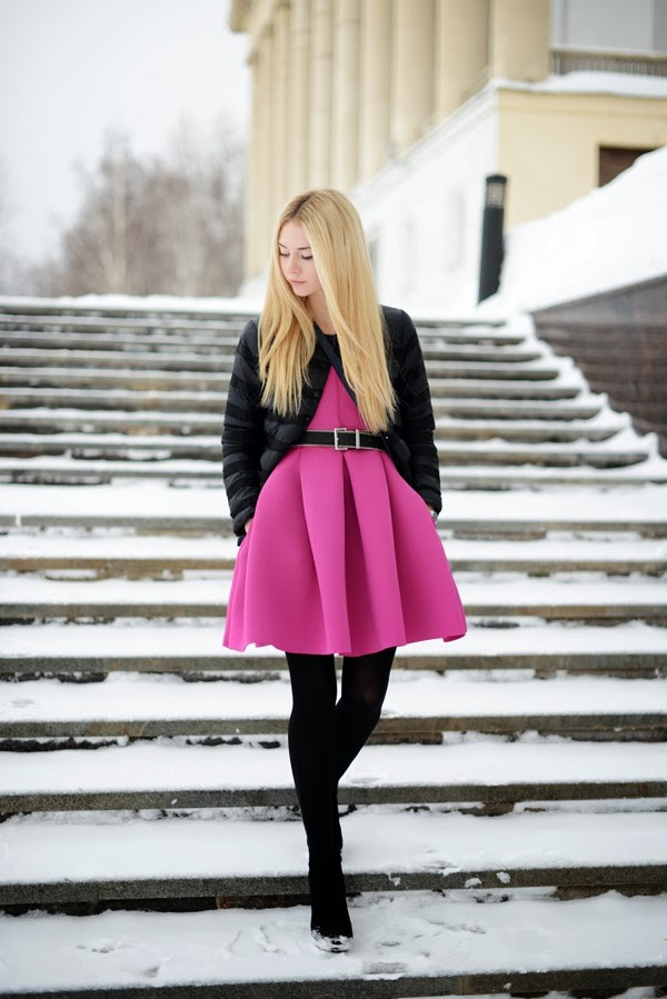 dress pink dress pink asos Choies fashion blogger blogger