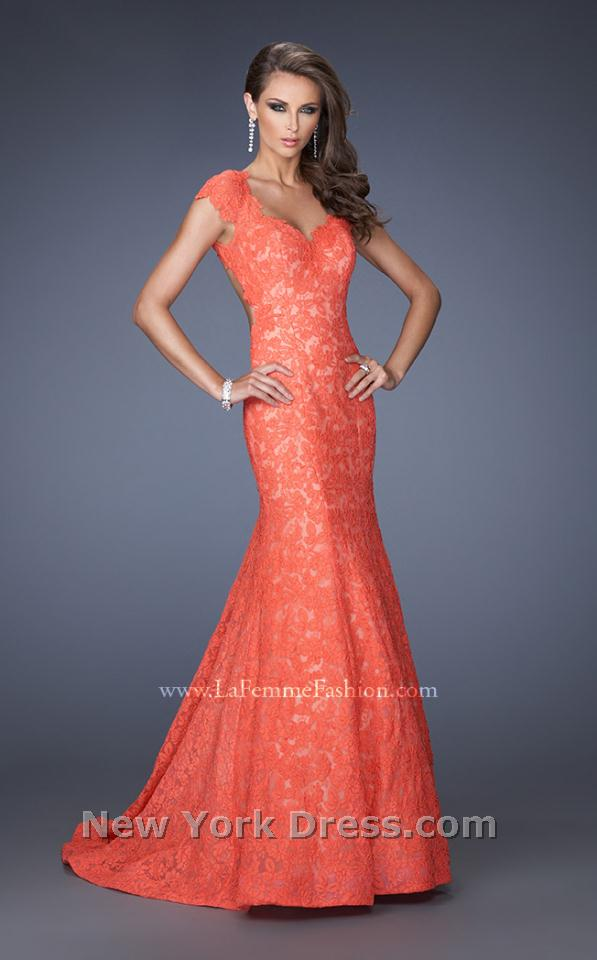 La Femme 20117 Dress - NewYorkDress.com