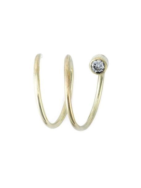 Ivy & Liv women gold grey metallic jewels