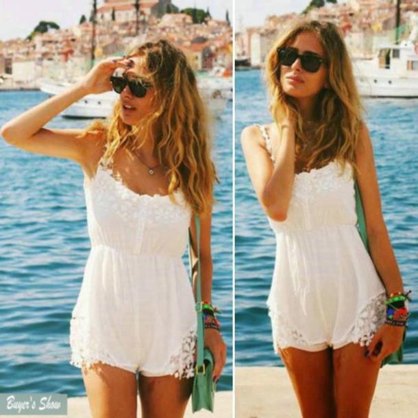 jumpsuit white dress white lace white jumper white jumpsuit white jumpsuit lace jumpsuit lace jumpsuits white top dress