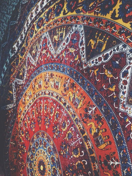 home accessory: tapestry, hippie, boho, bohomian, bedroom, mandela