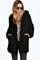 Unity shaggy borg coat