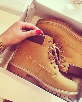 shoes timberlands timberland boots leather boots timberland brown beige comfy winter outfits fashion timberland boots shoes