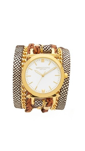 classic watch gold jewels