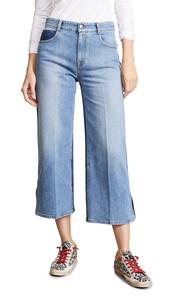 classic,blue,pants
