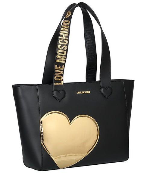 Moschino heart bag tote bag