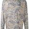 Yeezy leaf print sweater - farfetch