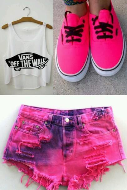 shorts short girly nail accessories shirt shoes