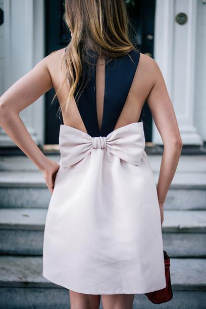 Dress Tumblr Black And White Open Back Dresses Open Back