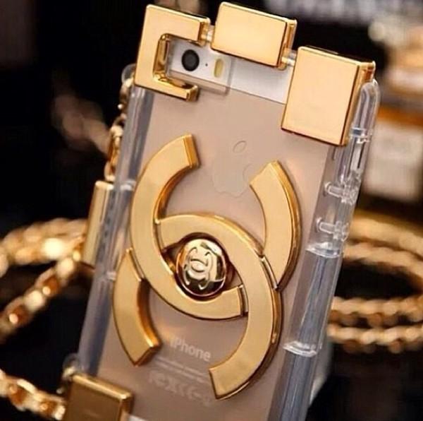 jewels gold iphone case iphone 5 case white glitter