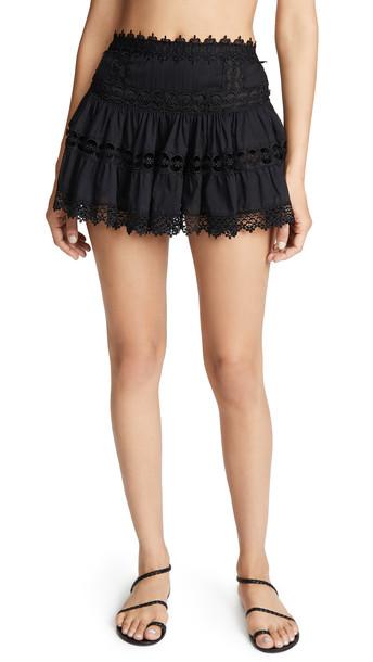 Charo Ruiz Greta Skirt in black