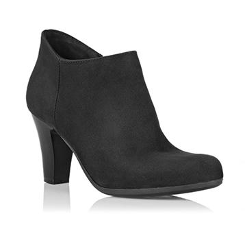 Women Black Patent Leather Shoes Romea | La Canadienne