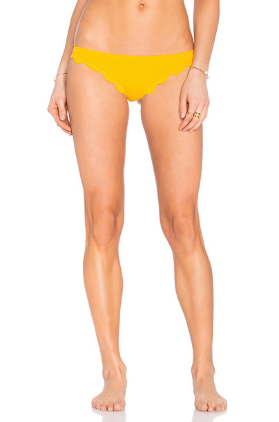 marysia swim bikini yellow