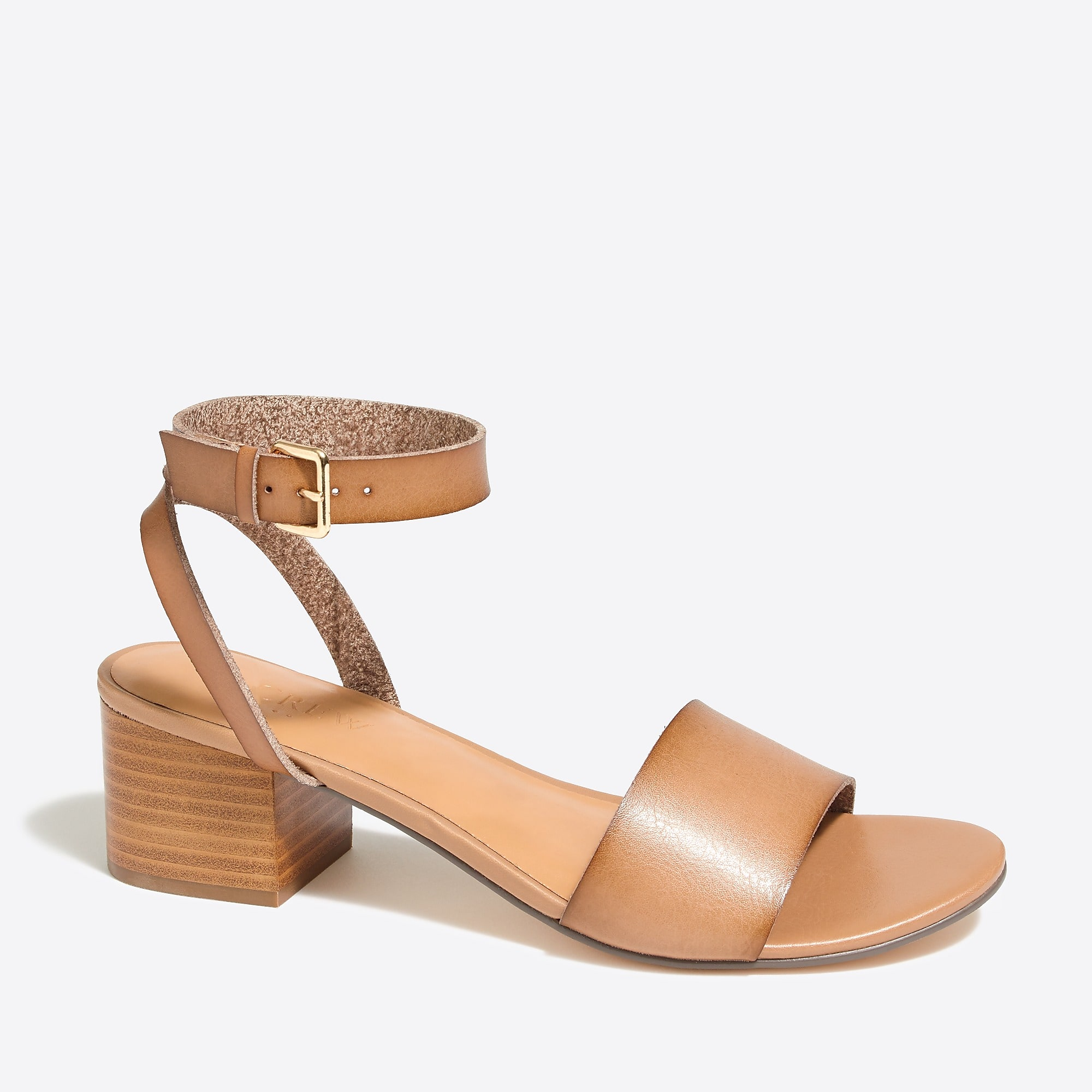 aa20141985e Block-heel sandals : FactoryWomen Heels | Factory