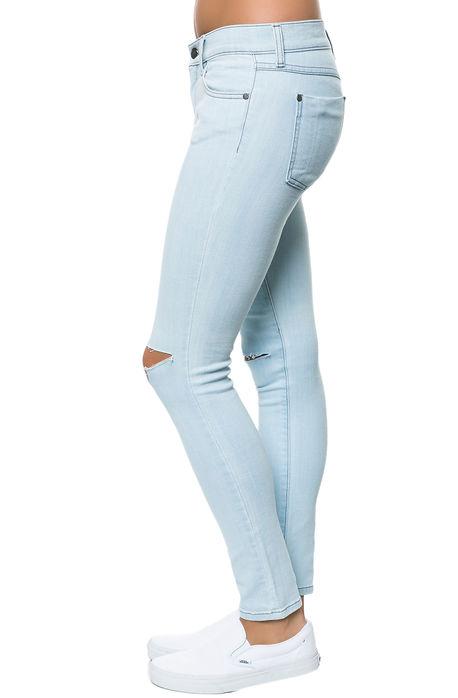 Pistola denim jeans audrey skinny in whatever light blue