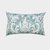 A1 HOME COLLECTIONS Bethany Light Teal Cotton Pillow (14