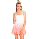 Mooloola dip dyed pia crochet dress