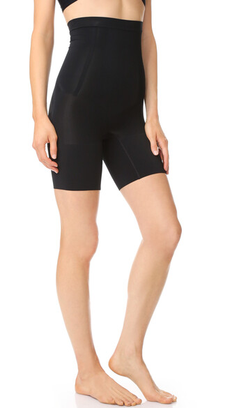 shorts high black