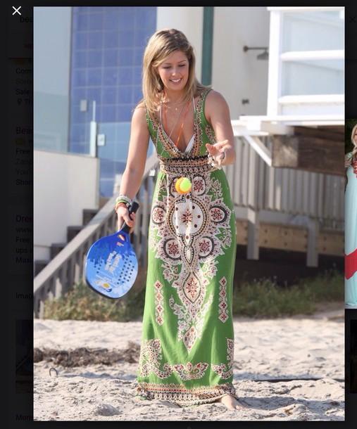Шьем пляжное платье-тунику! Еще один фасон! Описание + схемы + идеи