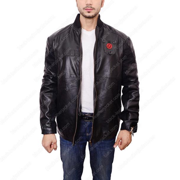 Jacket Tie Fighter Ootd Star Wars New Arrival Menswear Leather
