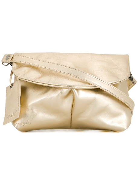 Marsèll women bag crossbody bag leather grey metallic