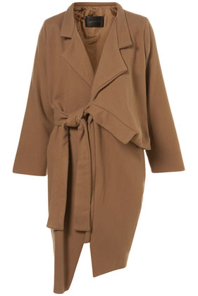 Trench Coat by Vladimir Karaleev** - Emerge   - Designers & Collections  - Topshop