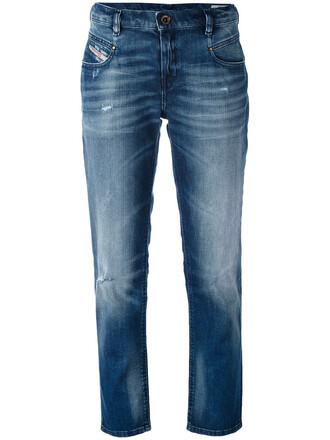 jeans straight jeans women spandex cotton blue 24