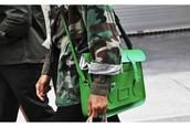 green bag,bag