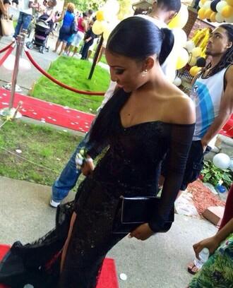 dress asap beautiful for need it soon need it so bad black dress formal dress prom dress formal sexy