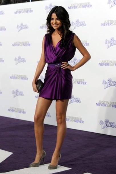 dress purple jumpsuit helena fashion