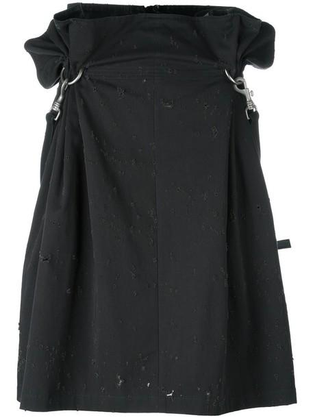 Damir Doma skirt women cotton black