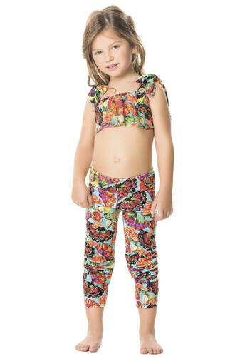 leggings kids fashion pants print designer kids agua bendita bikiniluxe
