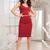Women's Elite Shell Crop Top Skirt Set