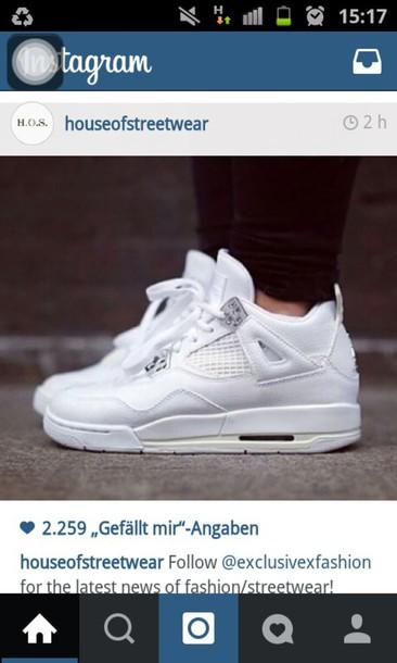 shorts white shoes nike