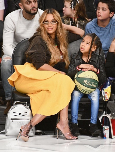 skirt yellow midi skirt hoodie sandals beyonce blue ivy sweater sweatshirt shoes