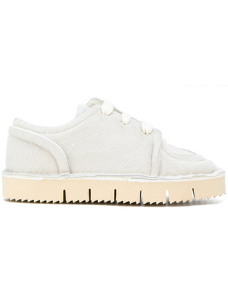 hair women sneakers nude cotton shoes