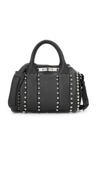 rockie bag mini ball bag black