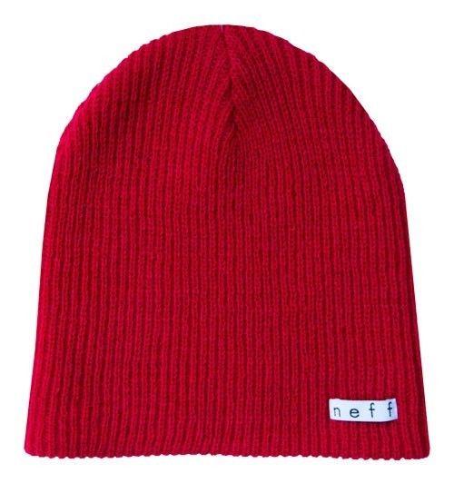 Neff Daily Beanie BNWT Red | eBay